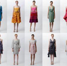 Dlugie modne sukienki